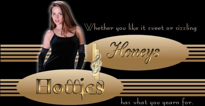 Honeys and Hotties Phone Sex page header image